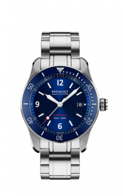 Bremont Supermarine Watch S300 BL BR product image