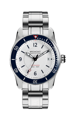 Bremont Supermarine Watch S300-WH-BR product image