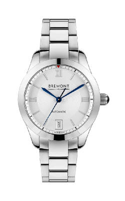 Bremont Solo-34 Watch SOLO-34-LC-WH-BR product image