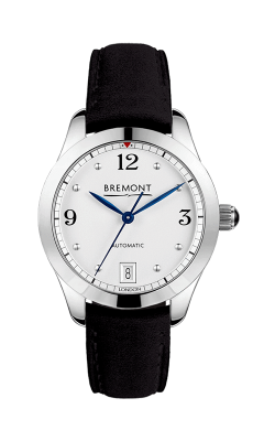Bremont Solo-34 Watch SOLO-34-AJ-WH product image