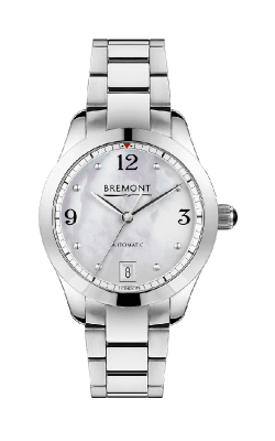 Bremont Solo-34 Watch SOLO-34-AJ-MP-BR product image