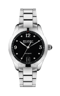 Bremont Solo-34 Watch SOLO-34-AJ-BK-BR product image