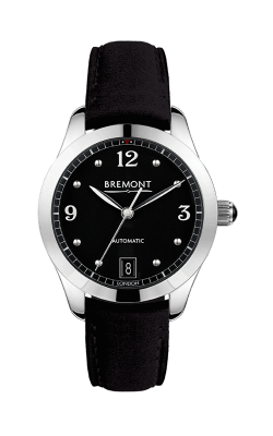Bremont Solo-34 Watch SOLO-34-AJ-BK product image