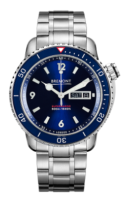 Bremont Supermarine Watch S500/BL/BR/2018 product image