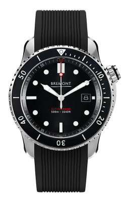 Bremont Supermarine Watch S500/BK/2018/R product image