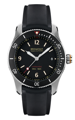 Bremont Supermarine Watch S300/BK/R product image
