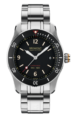 Bremont Supermarine Watch S300/BK/BR product image