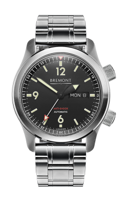 Bremont U-2 Watch U-2/SS/BR product image