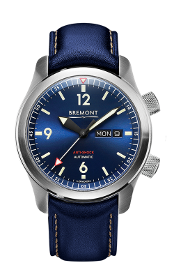 Bremont U-2 Watch U-2/BL/R product image