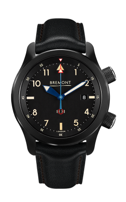Bremont U-2 Watch U-2/51-JET/R product image