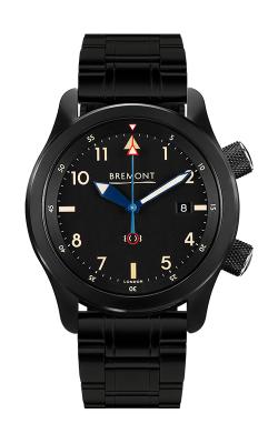 Bremont U-2 Watch U-2/51-JET/BR product image