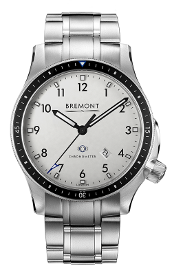 Bremont Boeing Watch BB1-SS/WH/BR product image