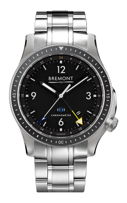Bremont Boeing Watch BB1-TI-GMT/BK/BR product image