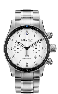 Bremont Boeing Watch BB247-SS/WH/BR product image