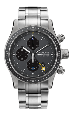 Bremont Boeing Watch BB247-TI-GMT/DG/BR product image