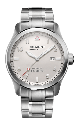 Bremont Solo Watch SOLO/WH-SI/BR product image