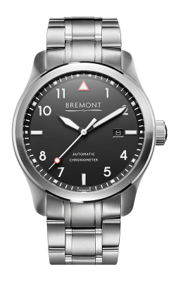 Bremont Solo Watch SOLO/WH/BR product image