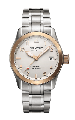 Bremont Solo Watch SOLO-37/RG/BR product image