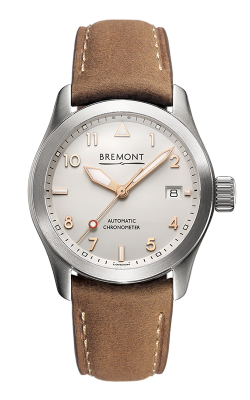 Bremont Solo Watch SOLO-37/SI-RG/R product image