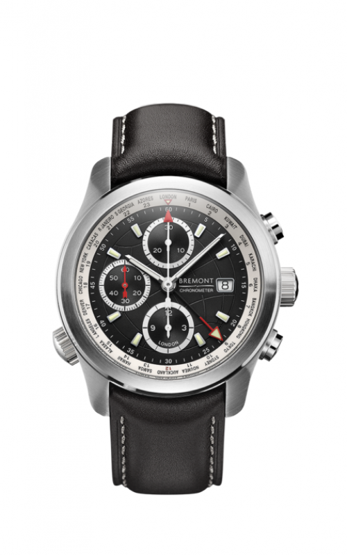 Bremont Alt1-Wt World Timer Watch ALT1-WT BK product image