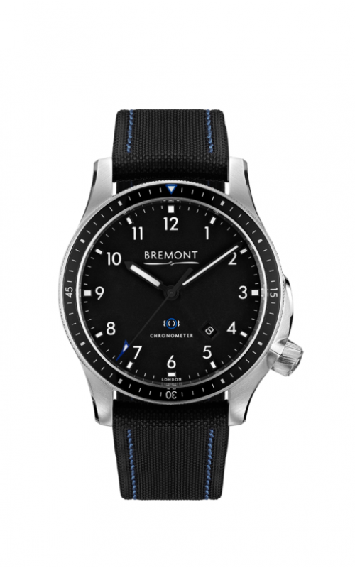 Bremont Boeing Watch BB1-SS/BK/R product image