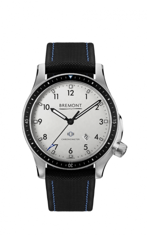 Bremont Boeing Watch BB1-SS/WH/R product image