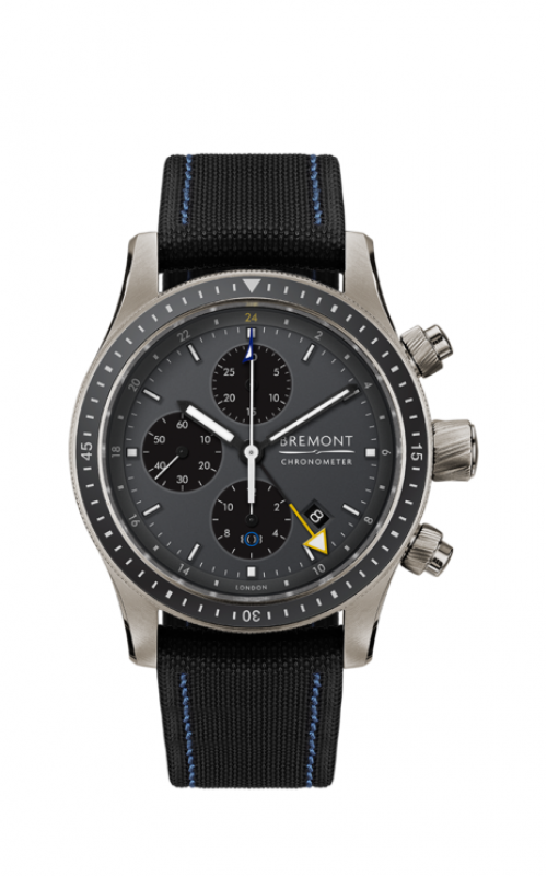 Bremont Boeing Watch BB247-TI-GMT DG product image