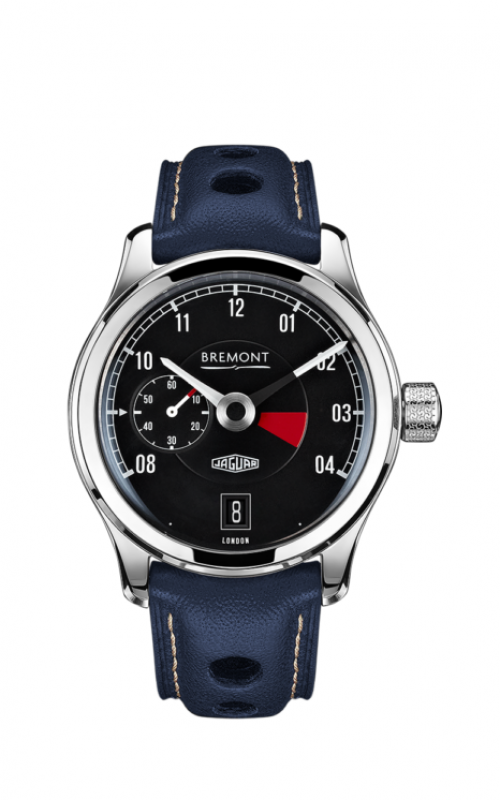 Bremont Jaguar Watch BJ-I BK product image