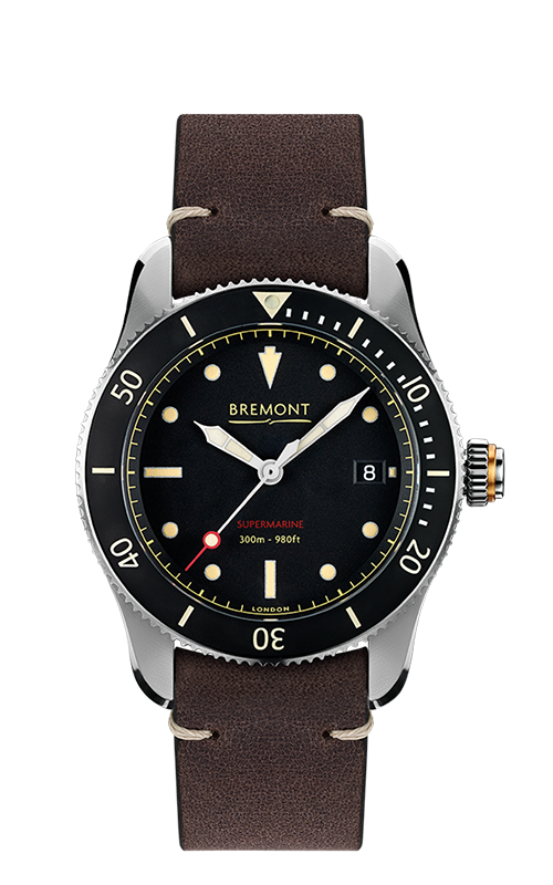 Bremont Supermarine Watch S301 BK product image