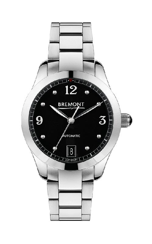 Bremont Solo-34 Watch SOLO-34-AJ-BK-BR product image