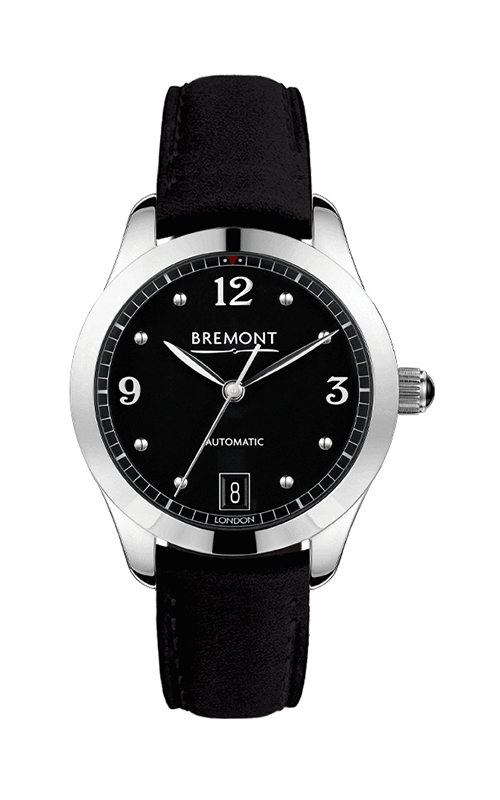 Bremont Solo-34 Watch SOLO-34-AJ-BK product image