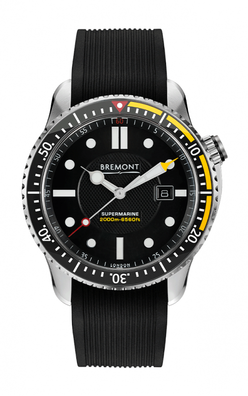 Bremont Supermarine Watch S2000-Yellow-D product image