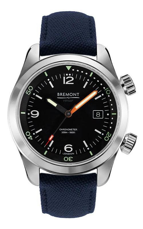 Bremont Argonaut Watch HMAF-Argonaut-D product image
