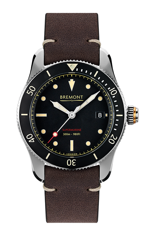 Bremont Supermarine Watch S301/BK/R product image