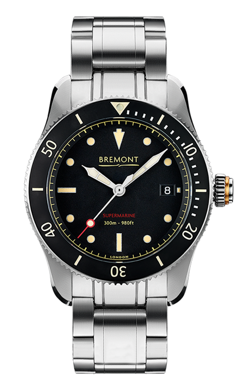 Bremont Supermarine Watch S301/BK/BR product image