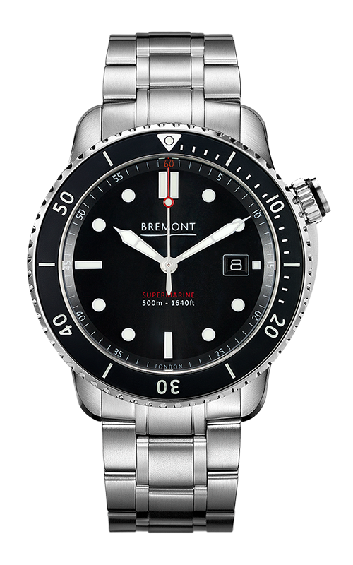 Bremont Supermarine Watch S500/BK/BR/2018 product image