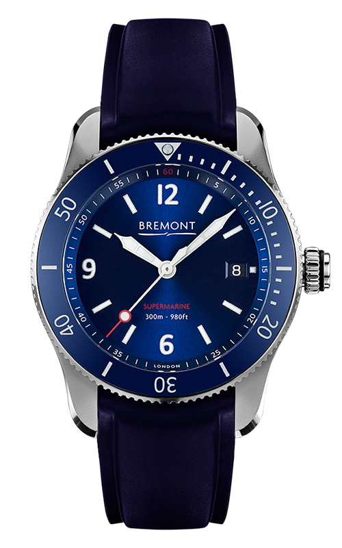 Bremont Supermarine Watch S300/BL/R product image