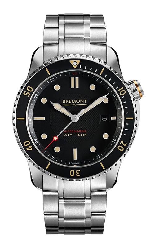 Bremont Supermarine Watch S501/BK/BR product image