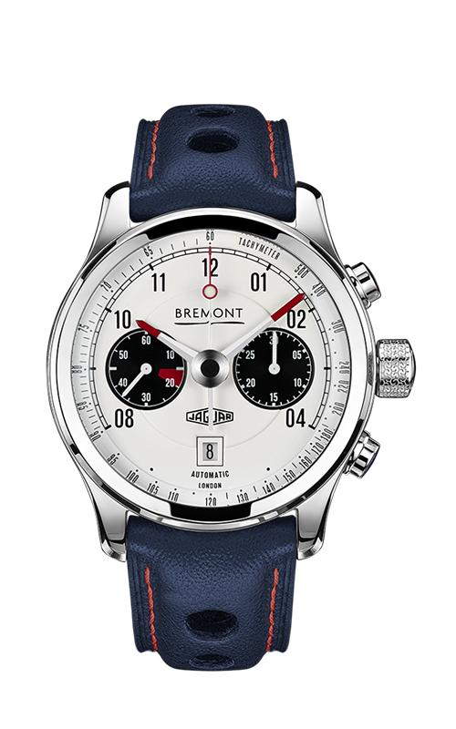 Bremont Jaguar Watch BJ-II/WH/R product image