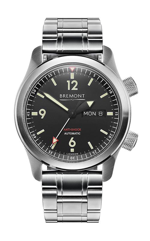 Bremont U-2 Watch U-2/SS/BR product image