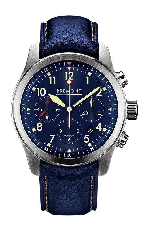 Bremont Alt1-P Watch ALT1-P2/BL/R product image