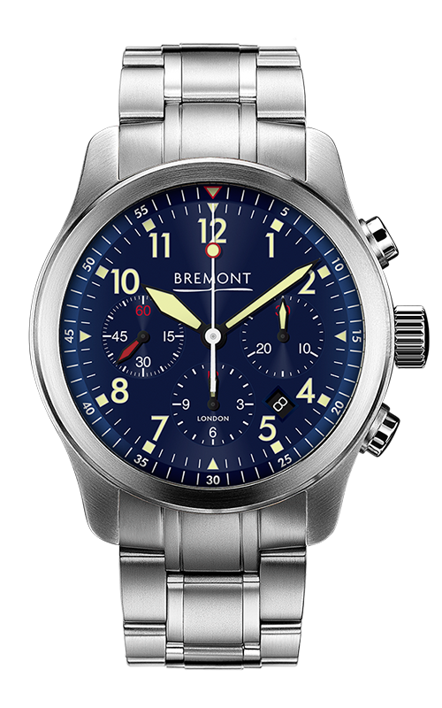 Bremont Alt1-P Watch ALT1-P2/BL/BR product image