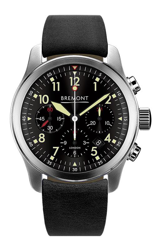 Bremont Alt1-P Watch ALT1-P2/BK/R product image