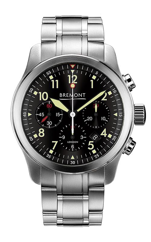 Bremont Alt1-P Watch ALT1-P2/BK/BR product image