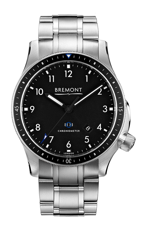 Bremont Boeing Watch BB1-SS/BK/BR product image