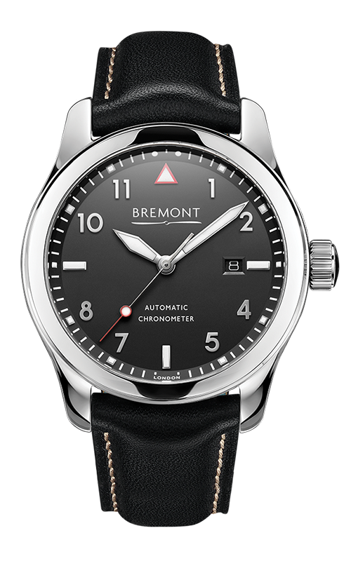 Bremont Solo Watch SOLO/PB/R product image