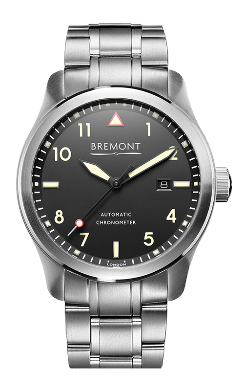 Bremont Solo Watch SOLO/CR/BR product image