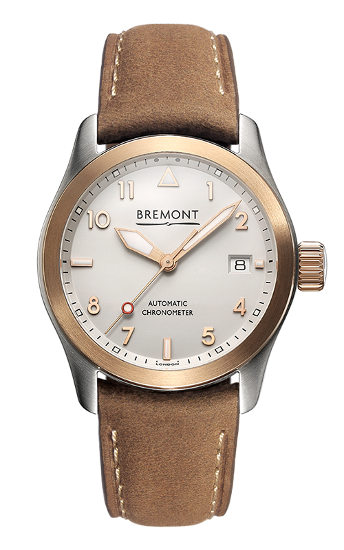 Bremont Solo Watch SOLO-37/RG/R product image