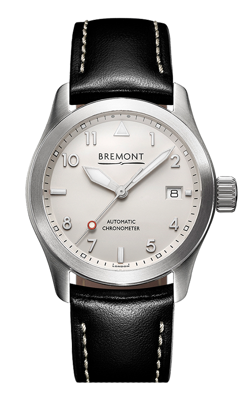Bremont Solo Watch SOLO-37/SI/R product image