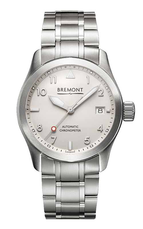 Bremont Solo Watch SOLO-37/SI/BR product image